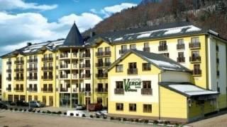 Hotel VERDE MONTANA  **** SPA - Kudowa-Zdrój noclegi