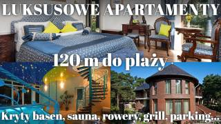PALACE - Luxury Rooms - Pobierowo noclegi