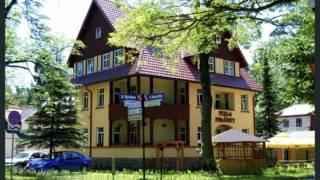 Pensjonat PERŁA POLANICY - Polanica-Zdrój noclegi