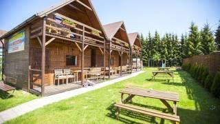 Domki drewniane DOMINIKA - Rewal noclegi