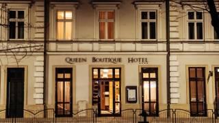 QUEEN BOUTIQUE HOTEL **** - Kraków noclegi