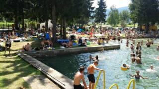 WIŚNIOWA POLANA Camping nr 142 - Miłków noclegi